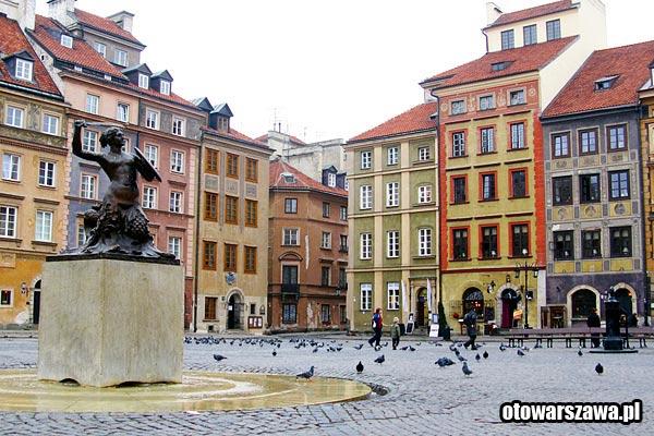 Warszawa: 64. rocznica odbudowy Starego Miasta