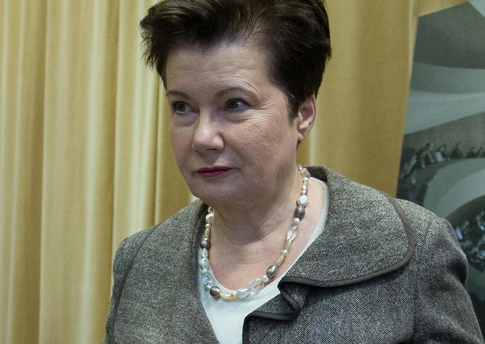 Komisja weryfikacyjna ukarała grzywną Hannę Gronkiewicz-Waltz