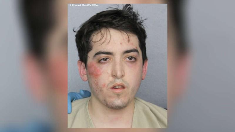 Po napadzie na bank biegał nago po ulicy i rozrzucał pieniądze. Sąd: jest niepoczytalny
