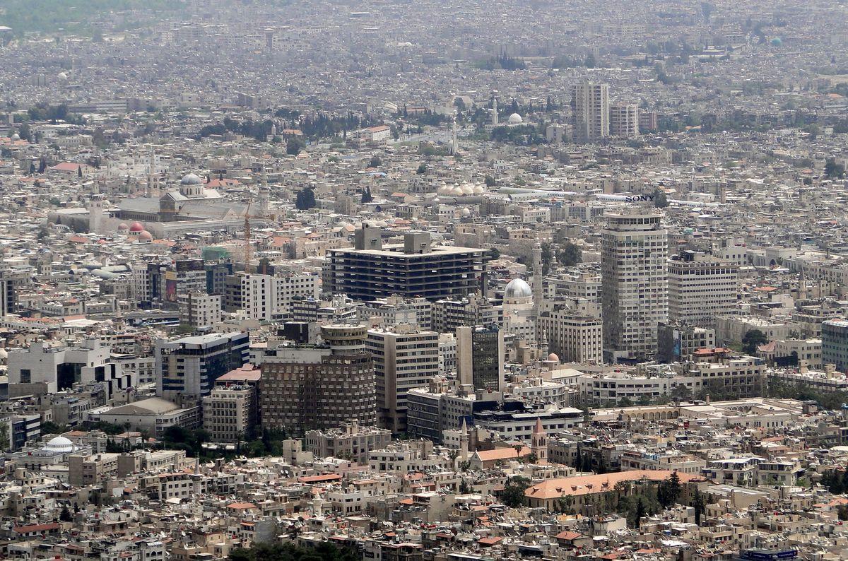 Trzy samochody eksplodowały w stolicy Syrii