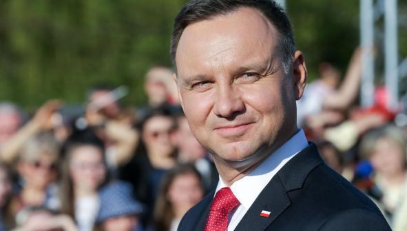 """W USA o wecie polskiego prezydenta. Washington Post: """"Polski prezydent nieoczekiwanie interweniuje w obronie niezależności sądów"""""""