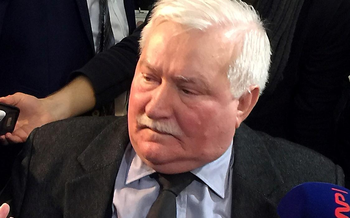 Kaczyński pozywa Wałęsę. Ten odpowiada w ostrych słowach