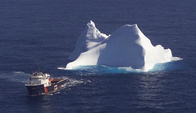 Naukowcy odkryli zjawisko, przyspieszające topnienie lodowców Grenlandii