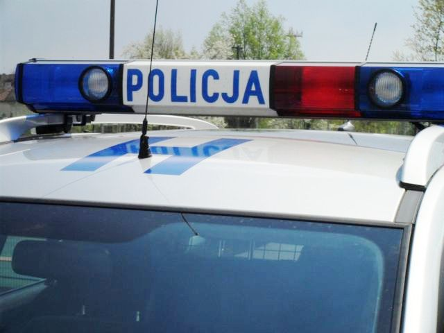 Policyjny bilans wypadków w czasie pierwszego dnia świąt