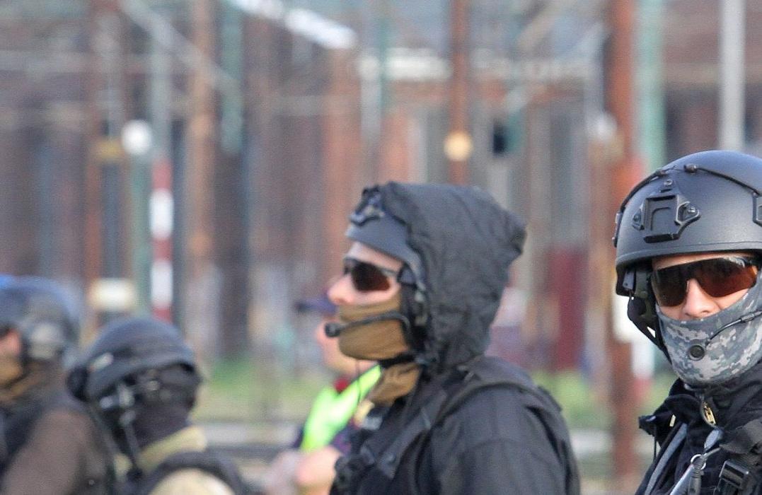 Irak: Polowanie na terrorystów z ISIS w Mosulu