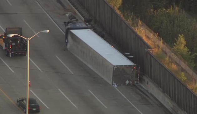 Wypadek na I-294, jedna osoba nie żyje