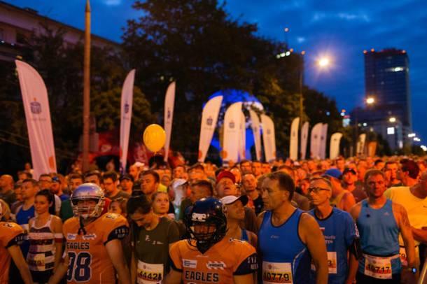 Warszawa: 11 tys. osób pobiegło dla powstańców i dla Julii