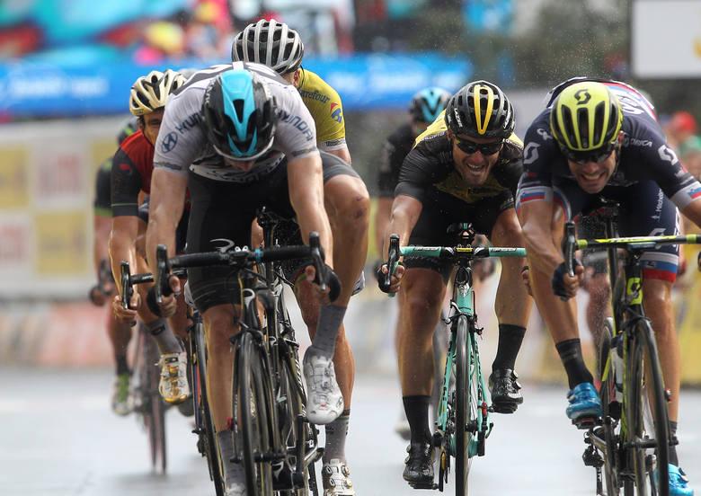 Tour de Pologne: Preidler wygrał 6. etap, Kwiatkowski nadal liderem