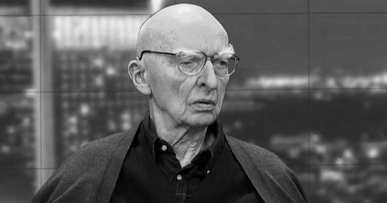 Zmarł prof. Bogusław Wolniewicz. Miał 90 lat
