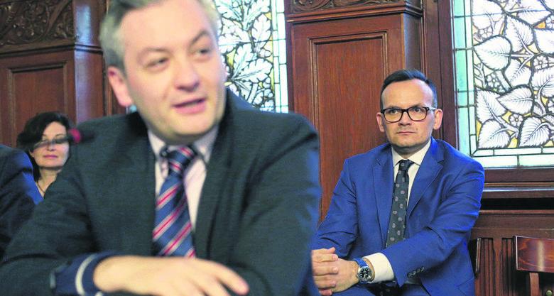 Słupsk: Robert Biedroń bez gabinetu przez ustawę Kukiza?