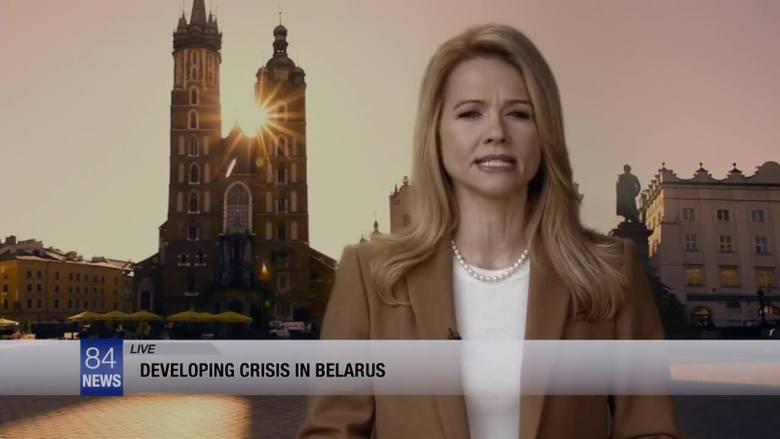 Kraków leży w Białorusi?! Przynajmniej w amerykańskim serialu sensacyjnym… Władze miasta upomną producenta