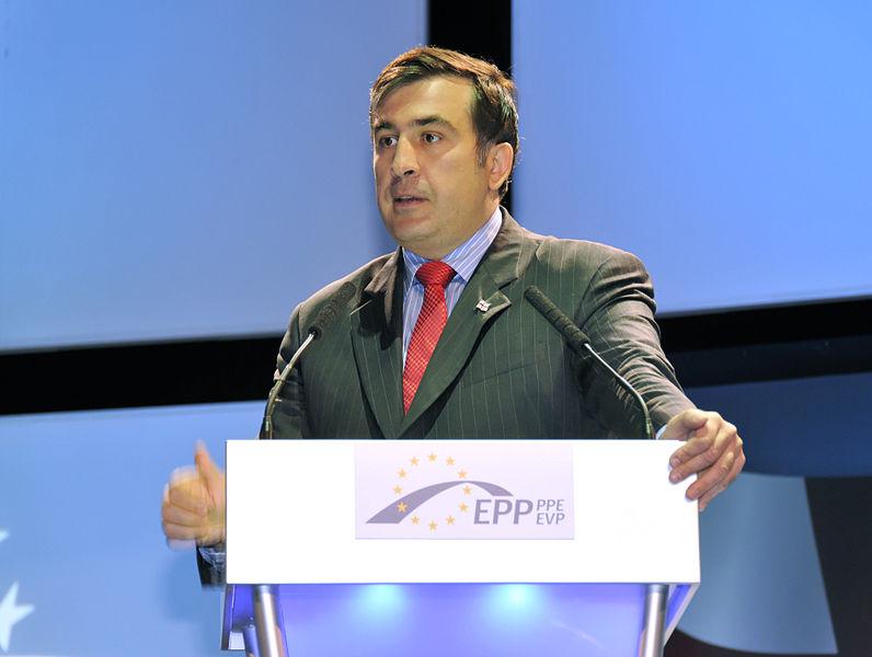 Micheil Saakaszwili: Znajdę sposób, by wrócić na Ukrainę