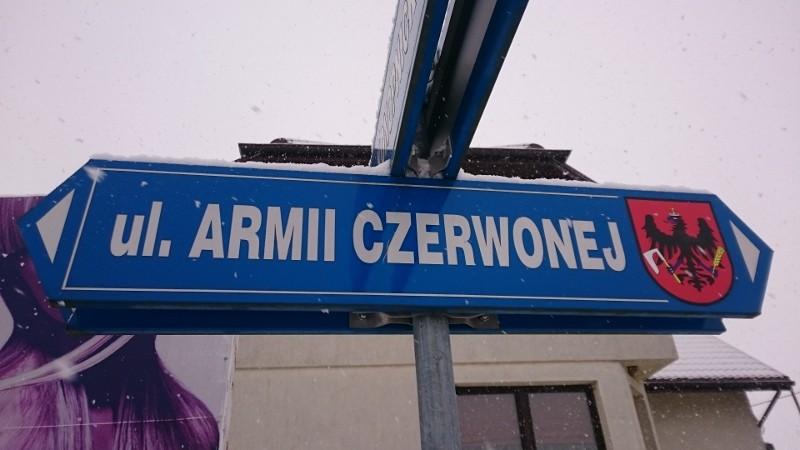 Dekomunizacja w Warszawie cofnięta: Nazwy 40 ulic bez zmian