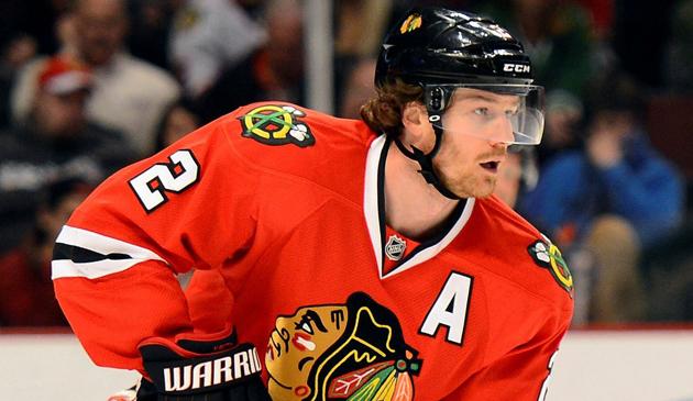 Duncan Keith z Chicago Blackhawks jednym z najlepszych obrońców NHL