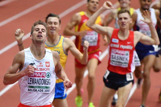 Lekkoatletyka – MŚ: tylko Lewandowski w finale 1500 m