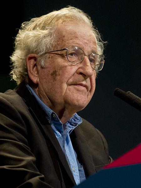 Noam Chomsky opuszcza Massachusetts. Będzie wykładać w Arizonie