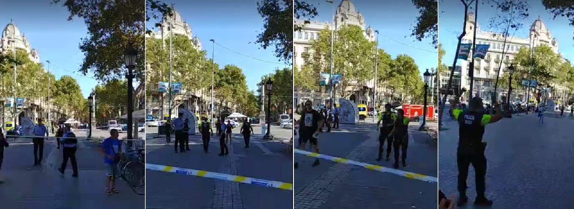 Zwolniono drugiego aresztowanego po zamachach w Barcelonie i Cambrils