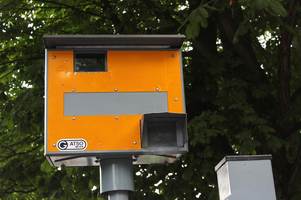 Na Litwie zostały wyłączone fotoradary
