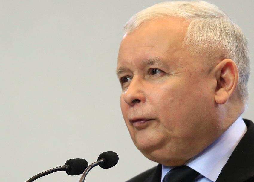 Kaczyński chce odszkodowań od Niemców za II Wojnę Światową