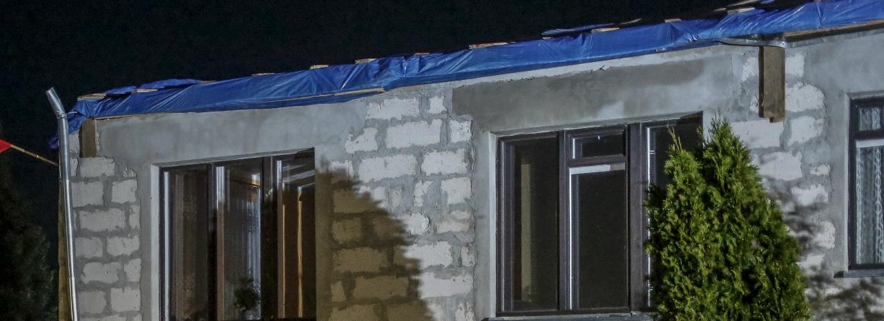 Minister infrastruktury o odbudowie zniszczonych budynków. Do oceny tysiące domów
