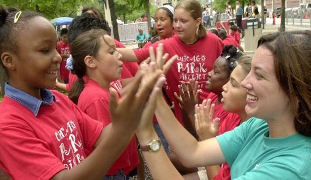 Ponad 21 tysięcy nastolatków uczestniczyło w wakacyjnych obozach w Chicago