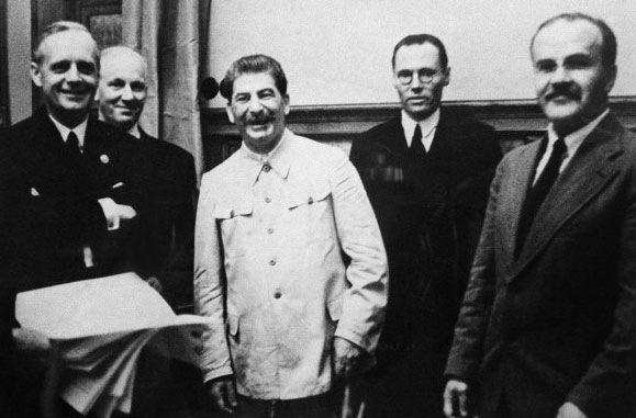 23 sierpnia – rocznica podpisania paktu Ribbentrop-Mołotow