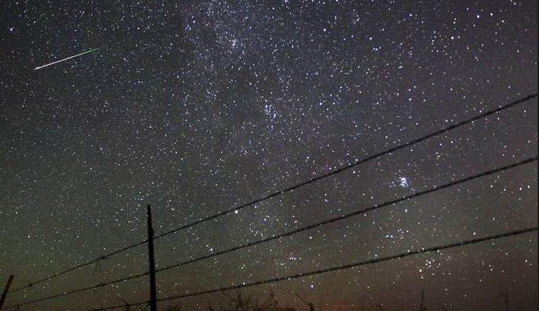 Dziś Noc spadających gwiazd