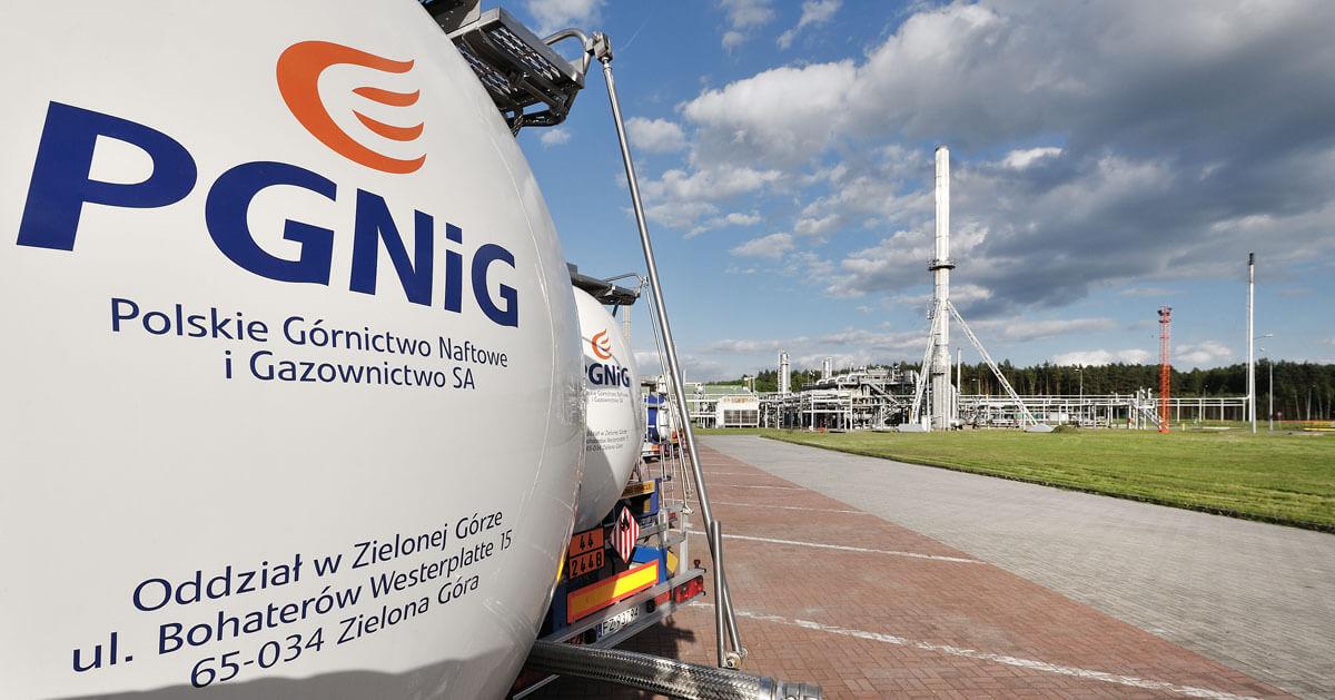 Rekordowy kontrakt PGNiG na dostawę LNG