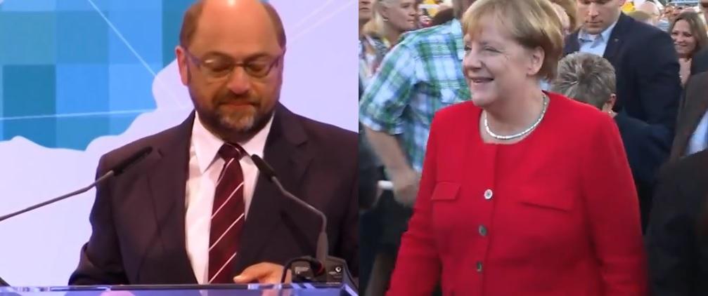 """""""Bild"""": Merkel i Schulz zgodzili się rozpocząć rozmowy o utworzeniu koalicji rządowej"""