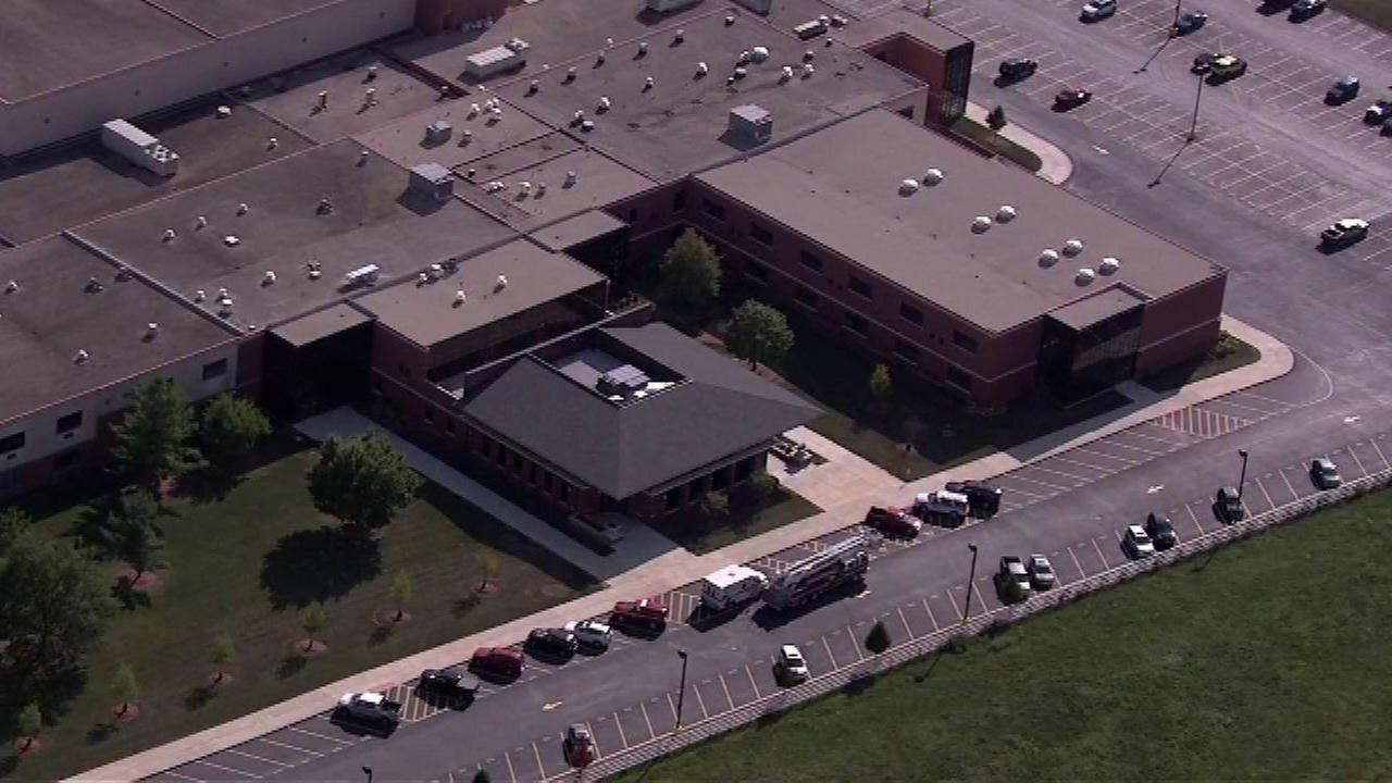 Wyciek freonu powodem ewakuacji szkoły w Yorkville