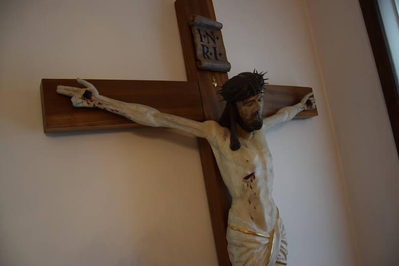 Zabytkowy krucyfiks z gorzowskiej katedry został odrestaurowany