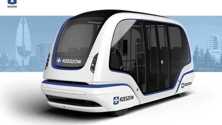 Autobusy bez kierowców w Rzeszowie?