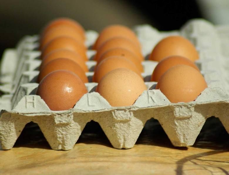 Inspekcja Weterynaryjna wycofuje jaja ze sprzedaży