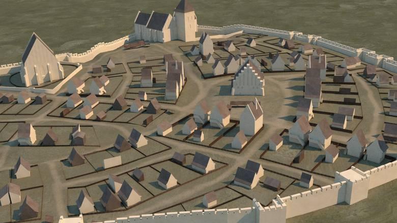 Niebawem zobaczymy Lublin z XIV wieku. I to w 3D