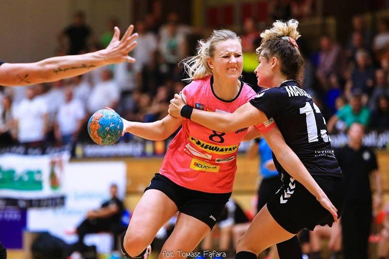 Korona Handball przegrała w Wielkim Klinczu