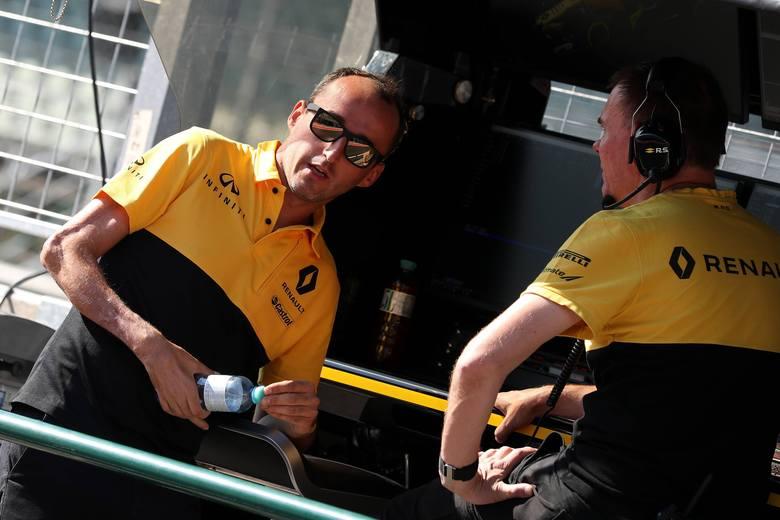 Bild: Nico Rosberg opiekunem Roberta Kubicy. Polak wróci do F1?