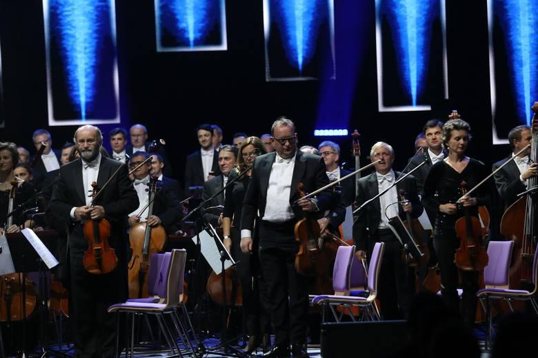85. urodziny Wojciecha Kilara: Wielki koncert w Spodku ze skandalem /FOTO/