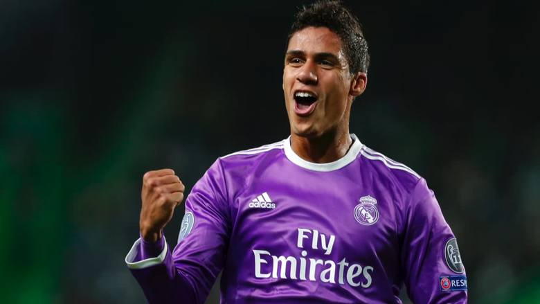 Raphael Varane podpisał nowy kontrakt z Realem Madryt
