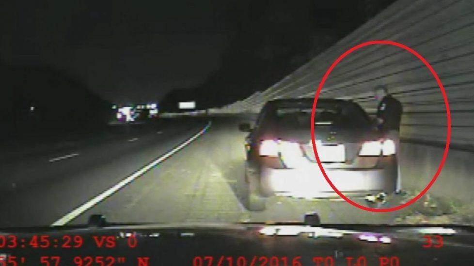 """""""My zabijamy tylko czarnych"""" – policjant złożył rezygnację (VIDEO)"""