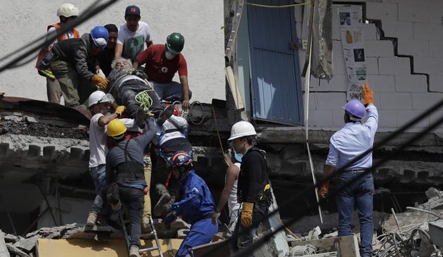 Chicago organizuje pomoc dla poszkodowanych żywołami w Meksyku i w Puerto Rico