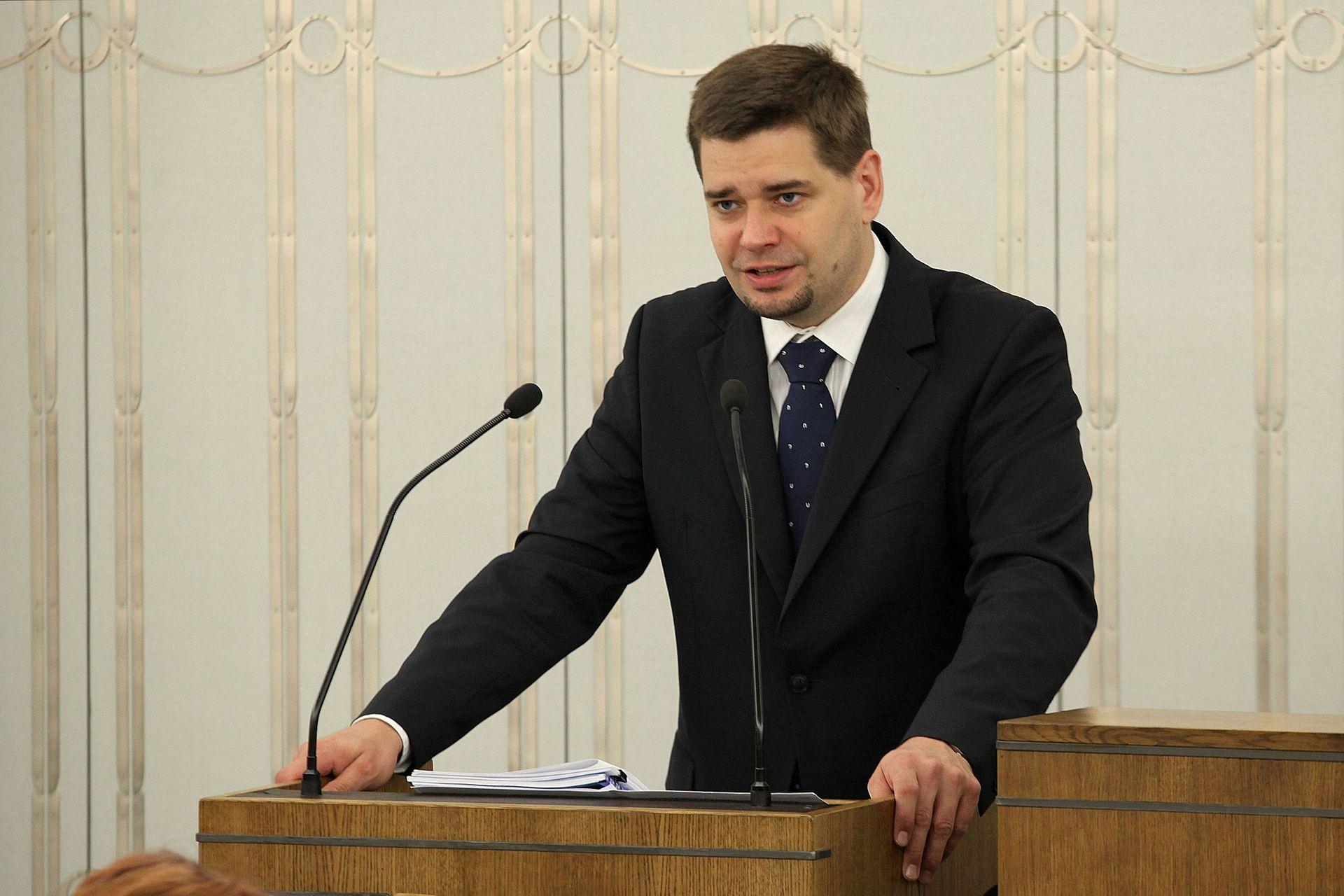 """Kancelaria prawna, której partnerem jest Michał Królikowski: Jego zatrzymanie ma charakter """"polityczny oraz pokazowy"""""""