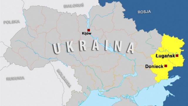 Ukraina. Donieck: Czy po śmierci lidera separatystów dojdzie do zaostrzenia sytuacji?
