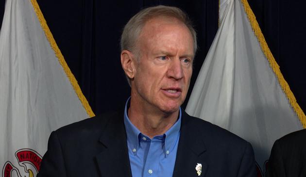 Bruce Rauner apeluje do Demokratów o zatwierdzenie budżetu na nowy rok fiskalny