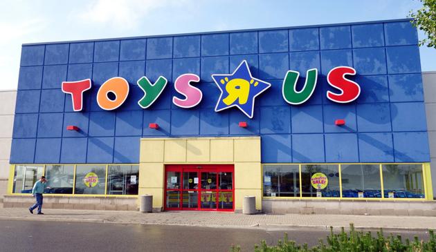 Planowany jest powrót sklepów Toys R Us