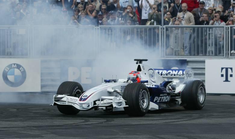 Robert Kubica przetestuje bolid Williamsa?