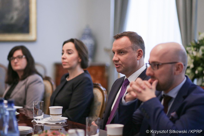 Zakoczenie… Kulisy odejścia Łapińskiego z funkcji rzecznika prezydenta