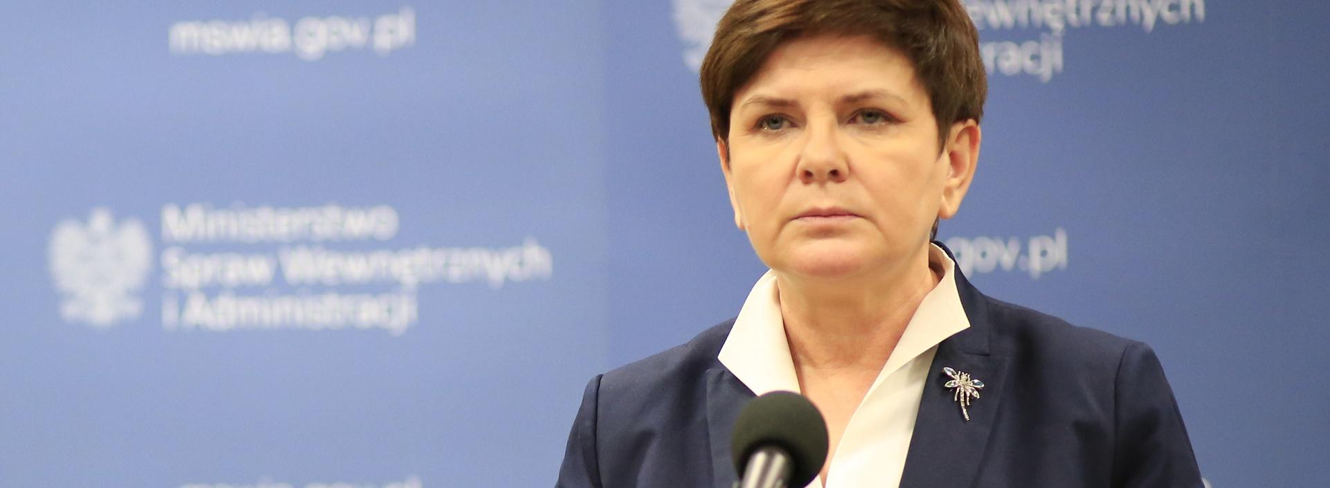 Premier odwołała szefa Generalnej Dyrekcji Dróg Krajowych i Autostrad