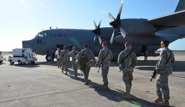 Gwardziści z Illinois udają się z misją do Afganistanu
