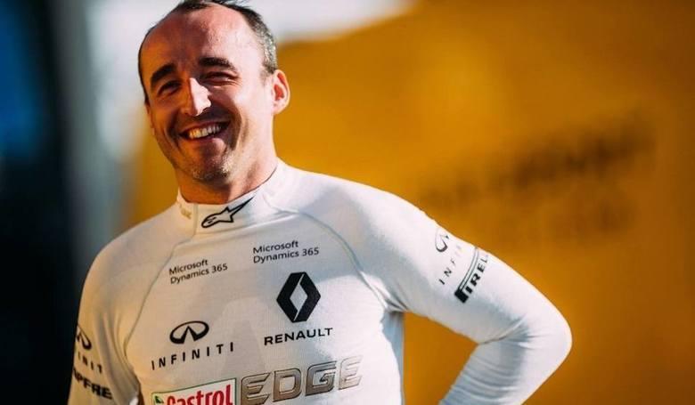 Robert Kubica jednak w innym zespole niż Renault?
