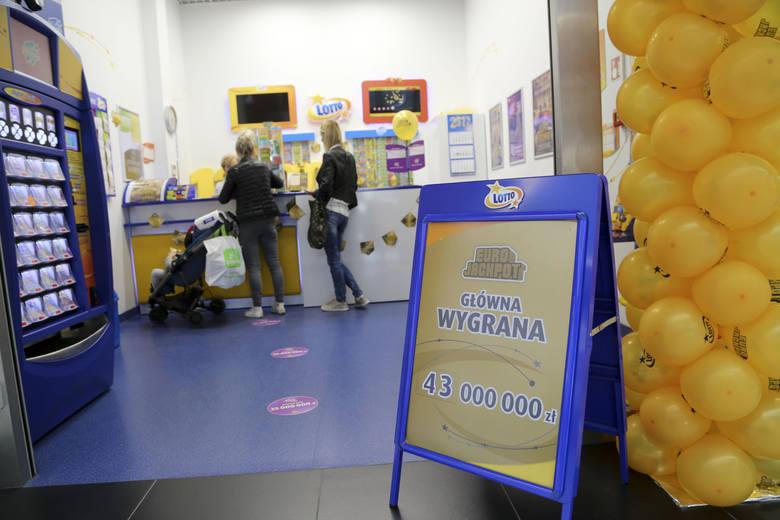 Pierwszy milion w Eurojackpot padł w Środzie Wielkopolskiej!